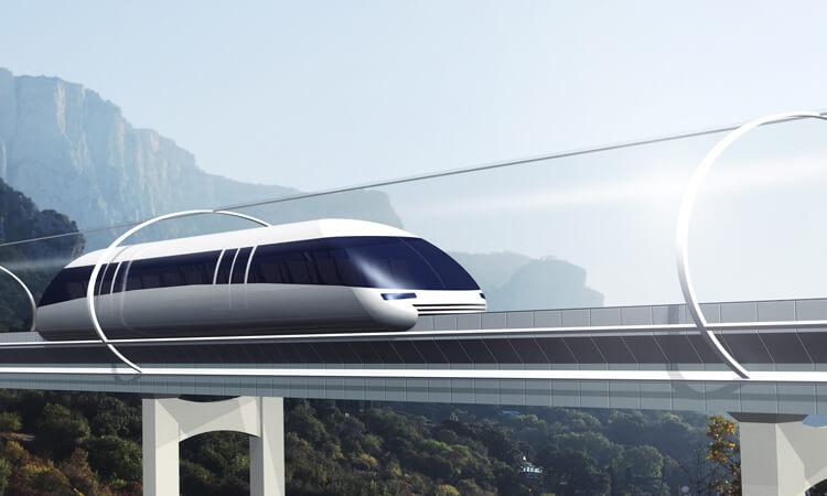 North Carolina Now On Short List For Virgin's 600+ MPH 'Hyperloop' Transit System