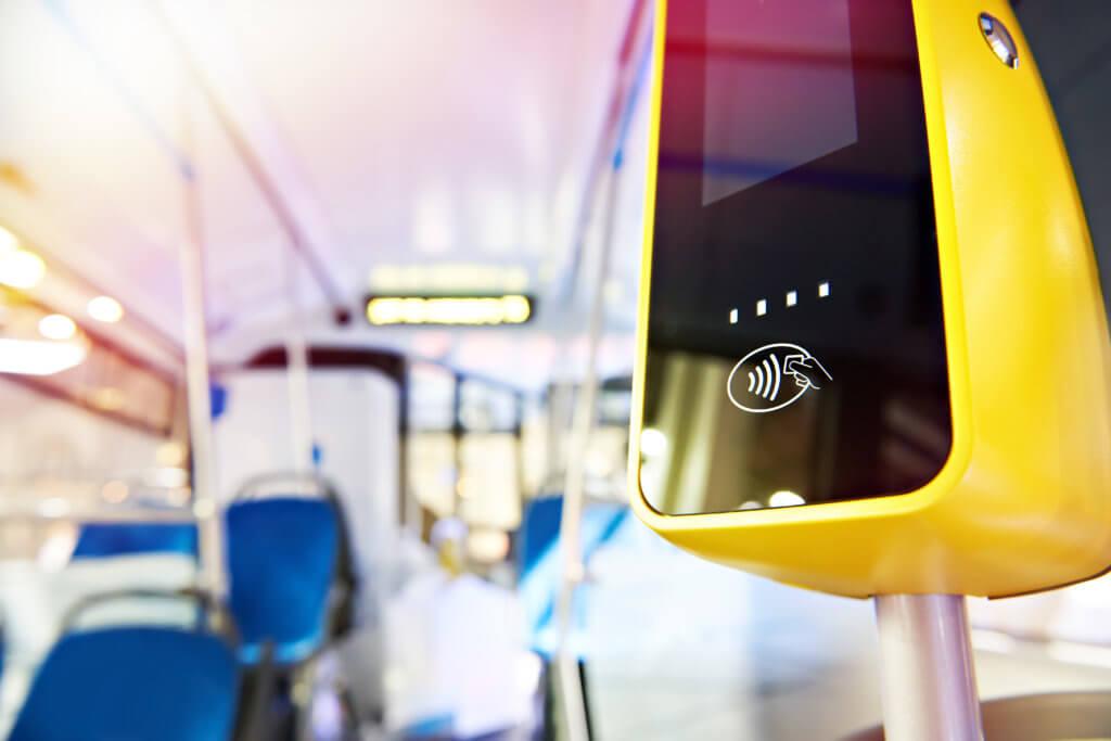 Bus fare scanner